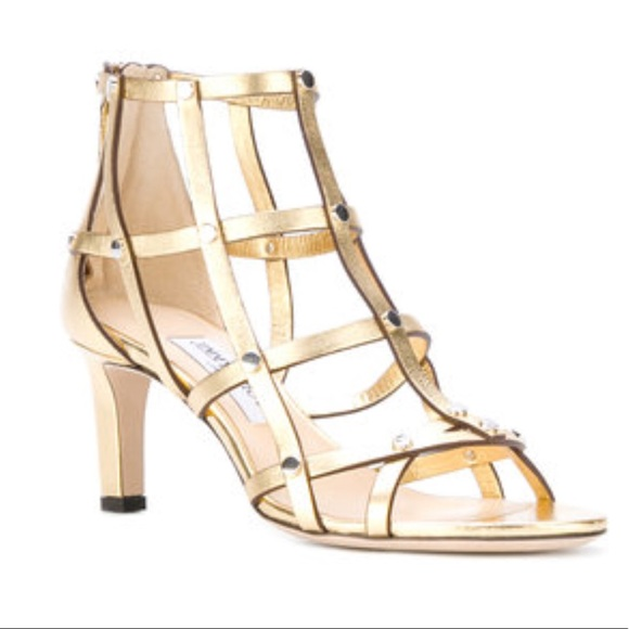 b05d55ea575 Jimmy Choo Tina 65 sandals